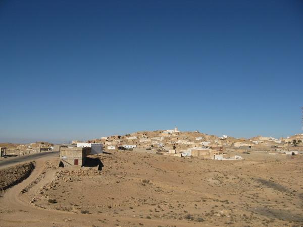 Тунис. Город Тамазрет