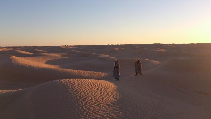 Тунис. Сахара