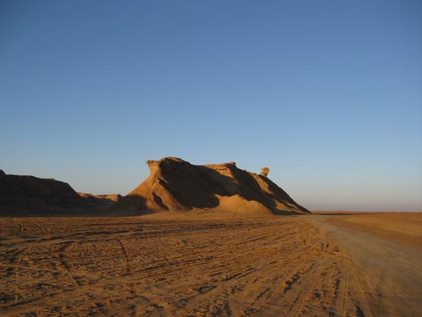 Тунис. Сахара.