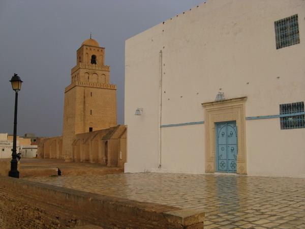 Тунис. Мечеть в Кейруане
