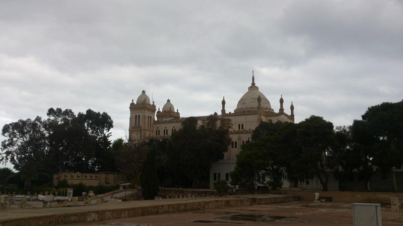 Карфаген. Католический собор