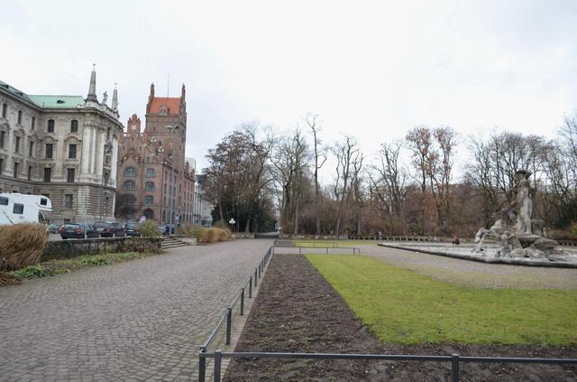 Мюнхен, Ботанический сад