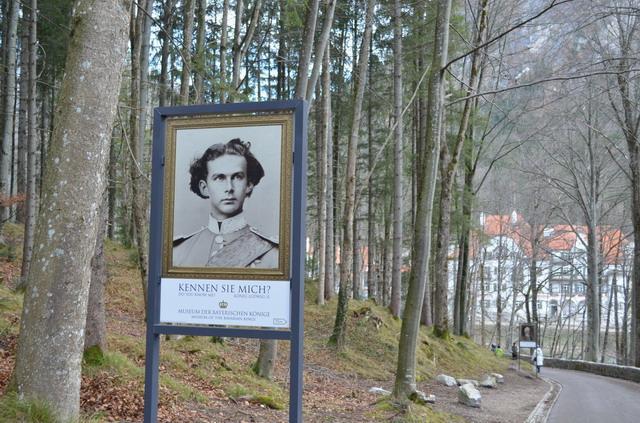Портрет Людвига Баварского