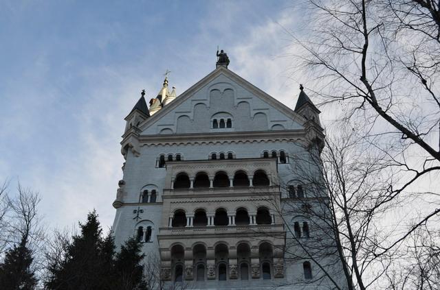 Баварские замки. Нойшванштайн