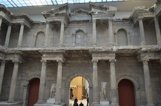 Берлин, музей Пергамон, Милетские ворота