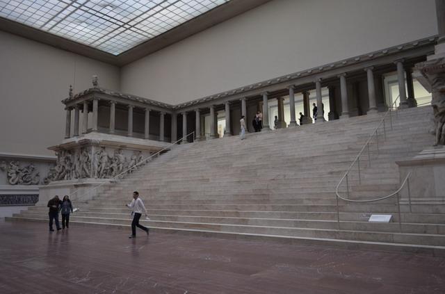 Берлин, музей Пергамон, Пергамский алтарь