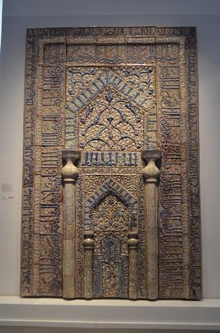Берлин, музей Пергамон, отдел исламского искусства