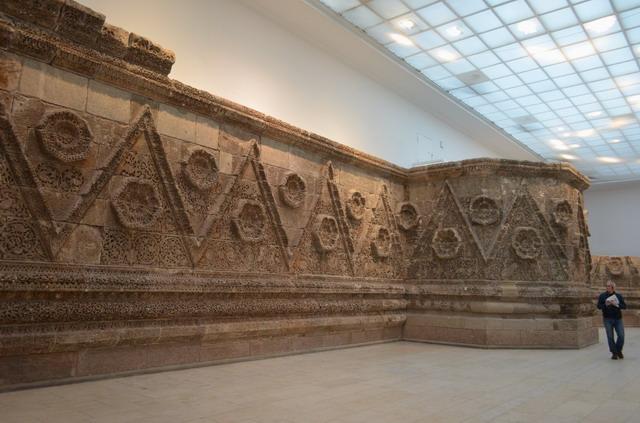 Берлин, музей Пергамон, Мшатта