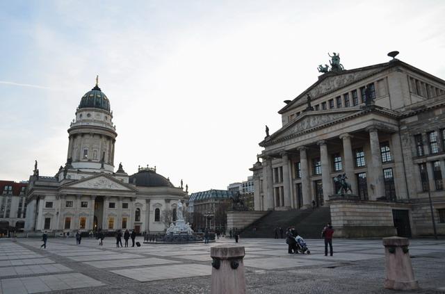 Берлин, Жандарменмаркт