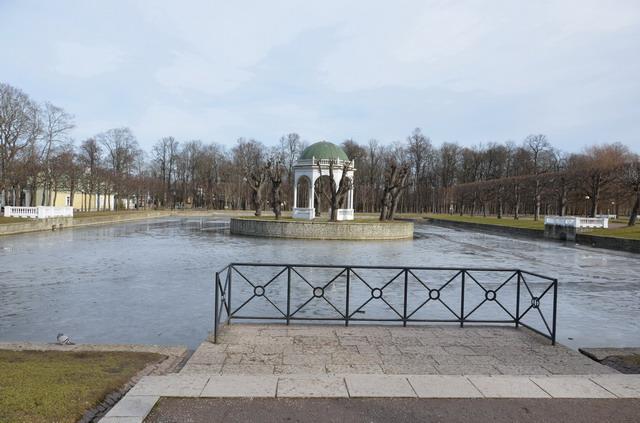 Таллин. Кадриорг