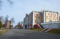 Таллин: Кадриорг, Рокка-аль-Маре