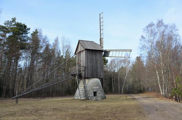 Таллин.Этнографический музей Рокка-аль-Маре