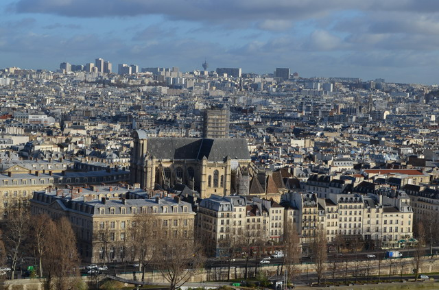 Париж.Сен-Жерве-Сен-Протэ
