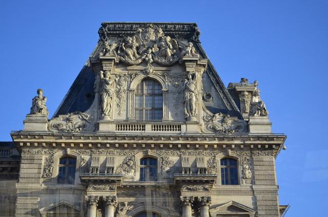 Париж новогодний