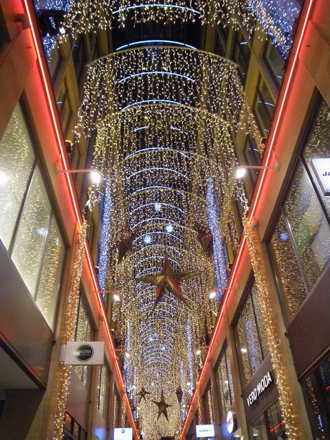 Вечерний Мюнхен