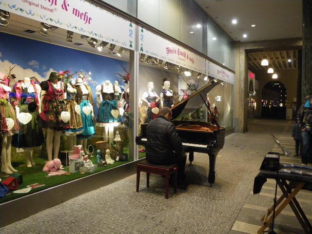 Пианист в Мюнхене