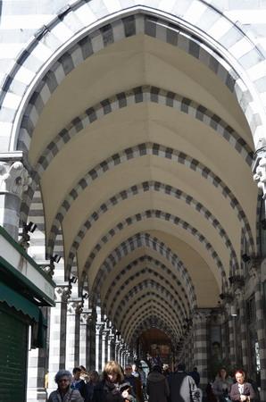 Генуя. Улица 20-го Сентября