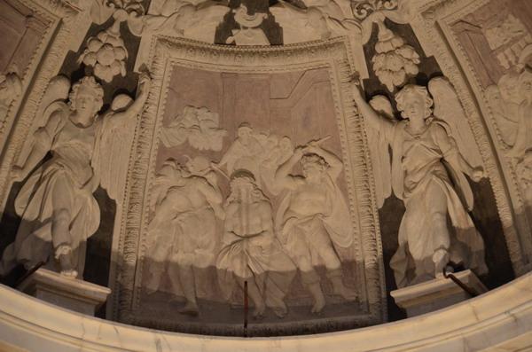 Генуя. Площадь Банки