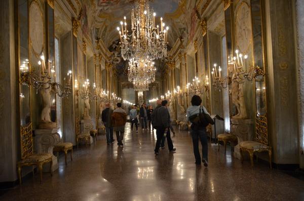 Генуя.Королевский дворец