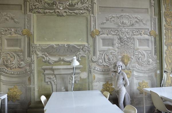 Дворцы Генуи. Улица Бальби