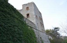 Генуэзская крепость, или «Великая китайская стена» в Генуе