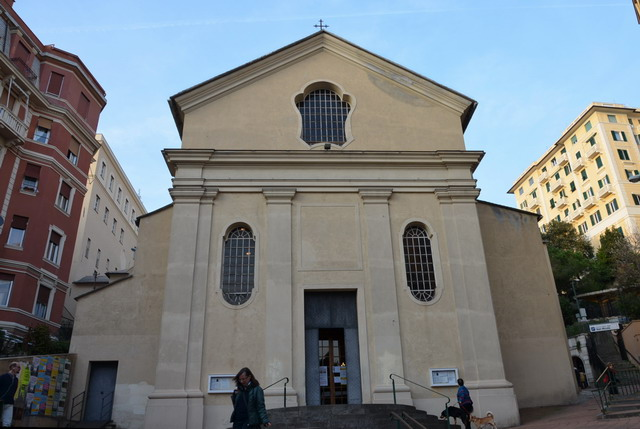 Церковь Святого Николая в Генуе