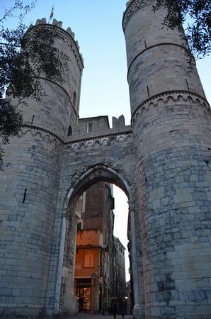 Генуя. Порта Сопрана