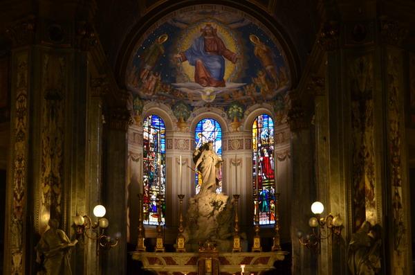 Рапалло церковь Гервасия и Протасия