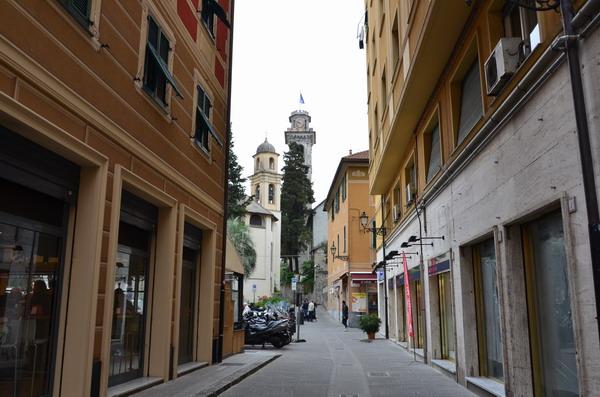 Рапалло. Церковь Гервасия и Протасия