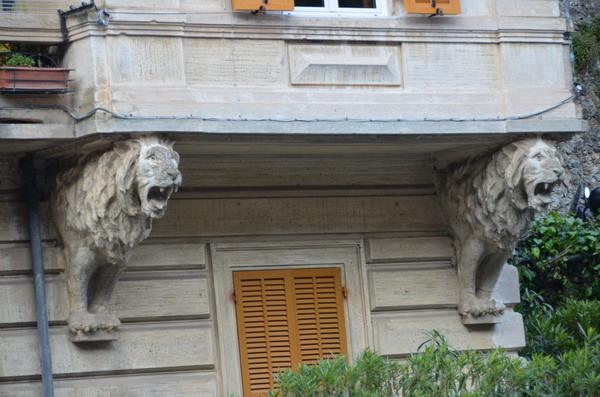 Балконы Портофино