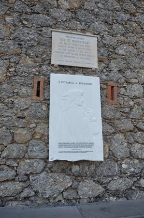 Мопассан и Петрарка в Портофино