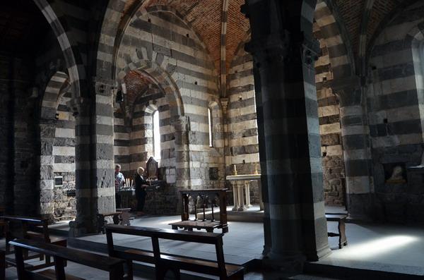 Церковь Сан-Пьетро Портовенере