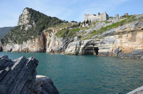 Портовенере, замок Дория