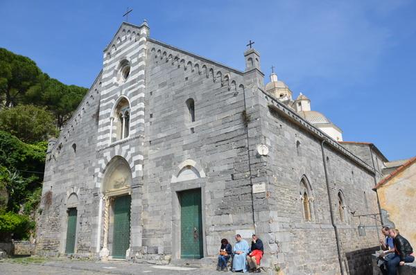 Церковь Сан-Лоренцо, Портовенере