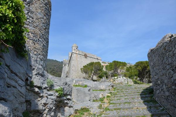 Портовенере, замок Дориа