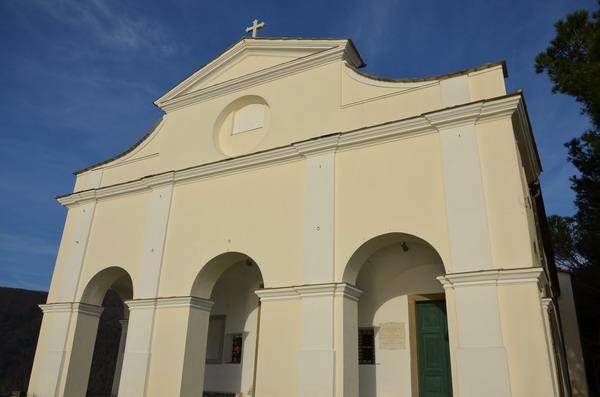 Церковь над Риомаджоре