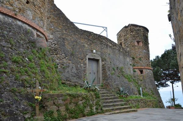 Крепость в Риомаджоре