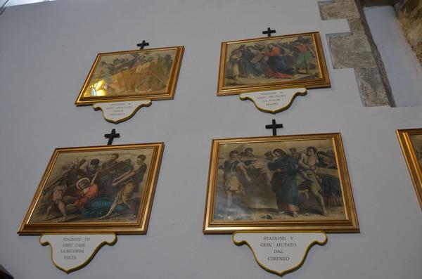 Церковь Сан-Лоренцо в Манароле