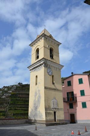 Башня в Манароле