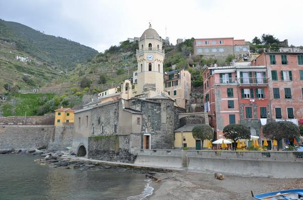 Церковь Марии Антиохской в Вернацце
