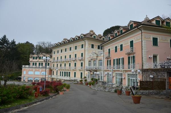 Отель в парке Портофино