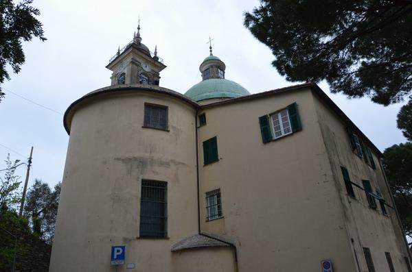 Церковь Сан-Рокко над Камольи