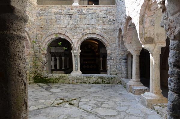 Музей аббатства Сан-Фруттозо