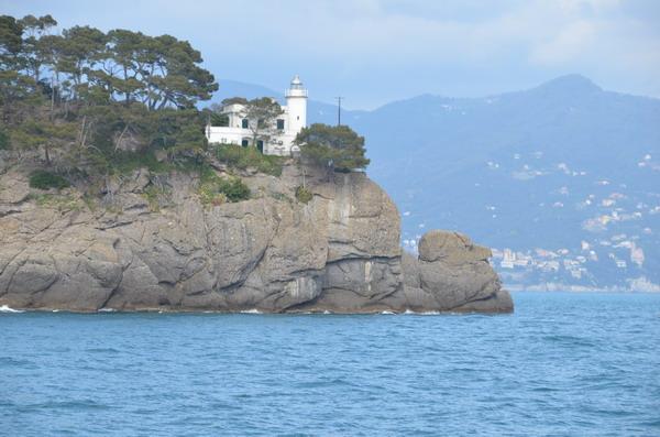 маяк на мысе Портофино