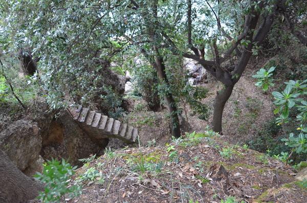 Тропа на мысе Портофино