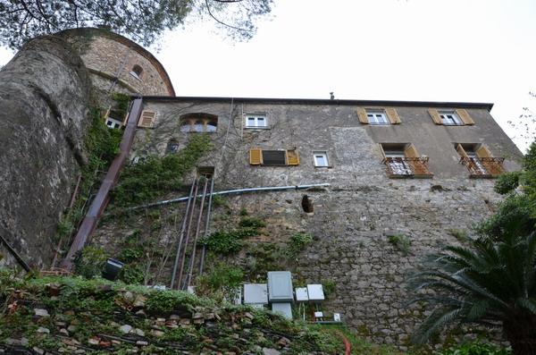 Замок Браун в Портофино