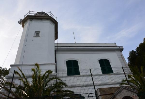 Портофино маяк
