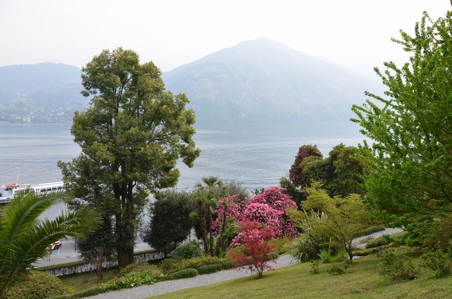Озеро Комо вилла Карлотта