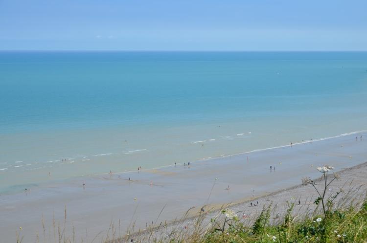 Дьепп пляж
