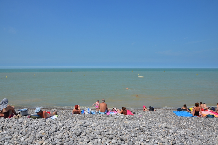 Алебастровый берег, пляж